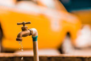 keerklep waterleiding